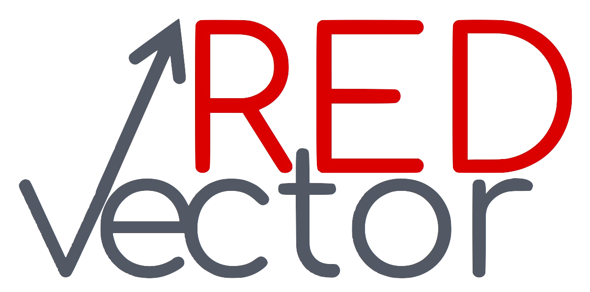 Red Vector Retina Logo