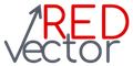 Red Vector Mobile Logo